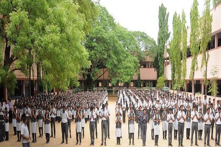 DAV BHEL School-Assembly
