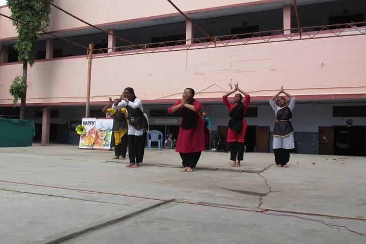 DAV BHEL School-Dance1