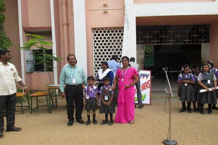DAV BHEL School-Kids