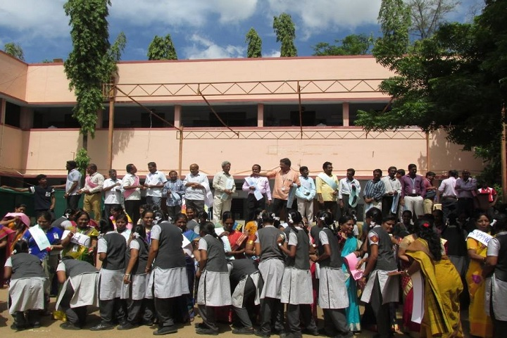 DAV BHEL School-Teachers Day
