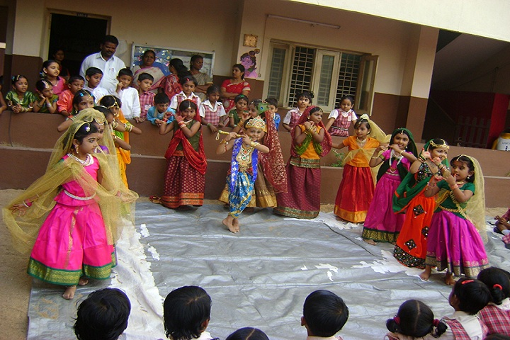 Devi Academy-Janmastami Celebration