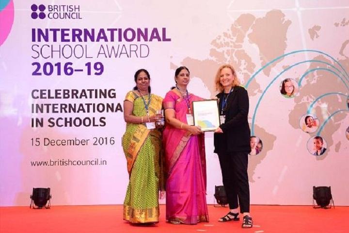 Devi Academy-Award Receiving