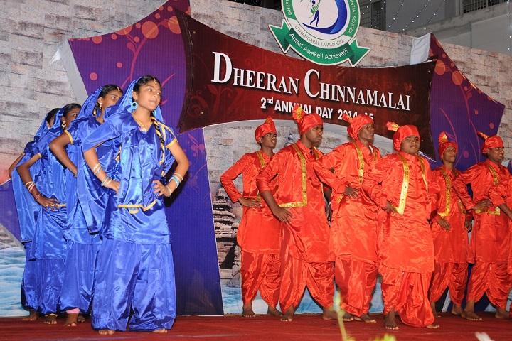 Dheeran Chinnamalai International Residential School-Annual Day