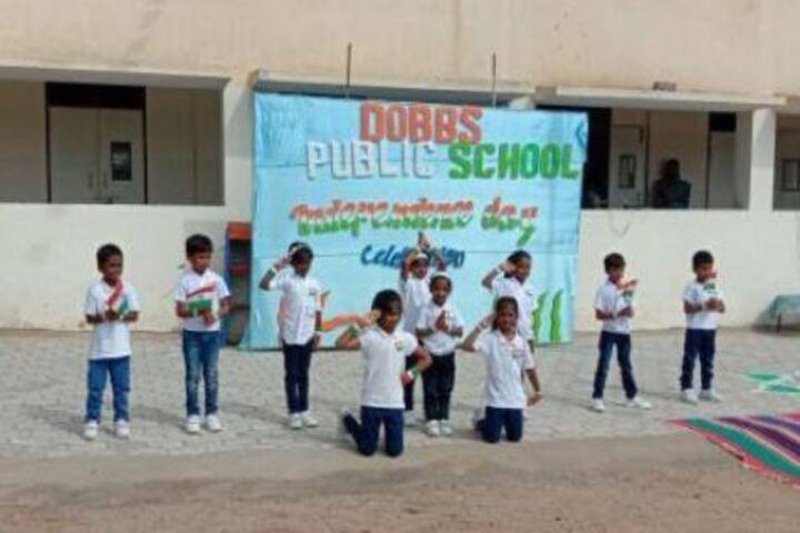 Dobbs Public School-Independence Day Celebrations