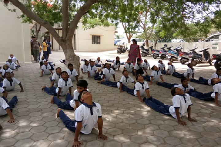 Dobbs Public School-Yoga
