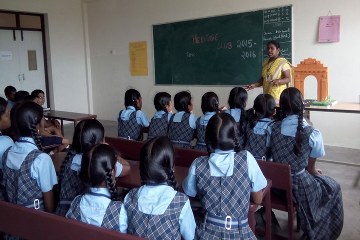 Dobbs Public School-Classroom