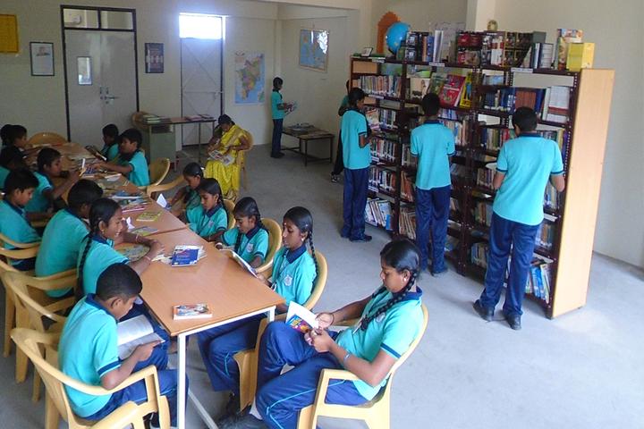 Dobbs Public School-Library