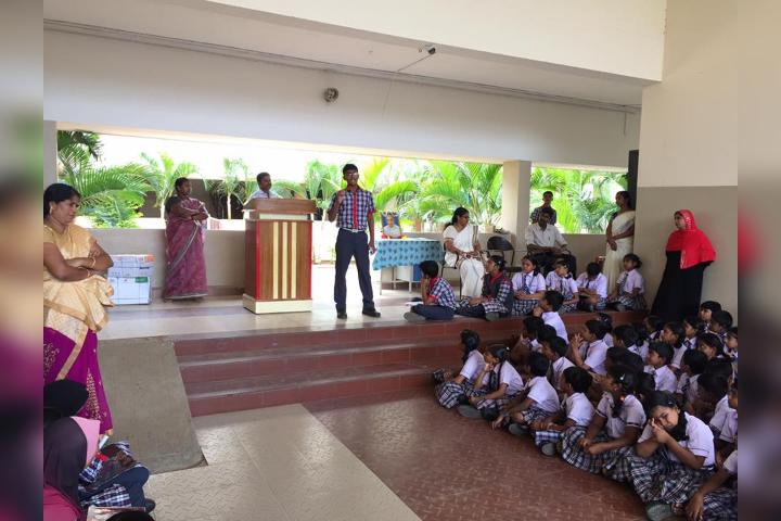 Debate Activity in the School