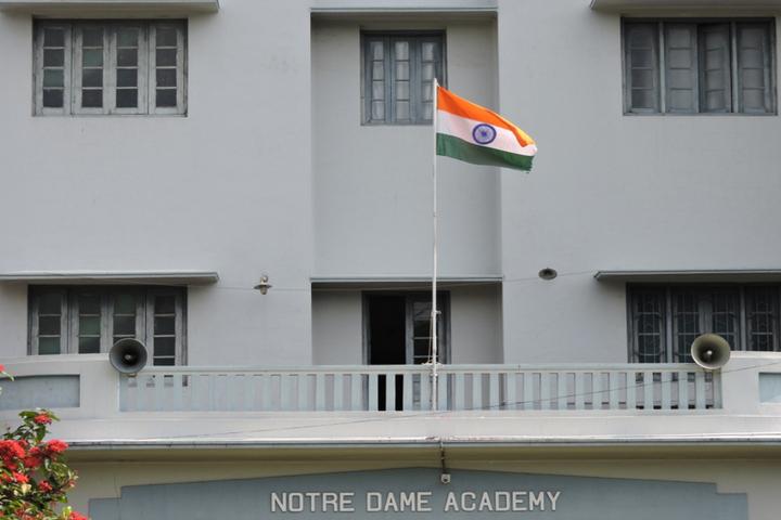 Notre Dame Academy-School Building