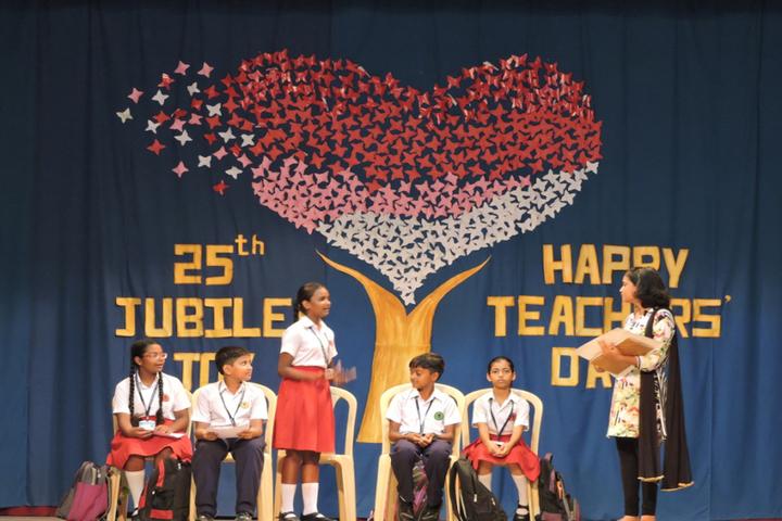 Notre Dame Academy-Teachers Day Celebration