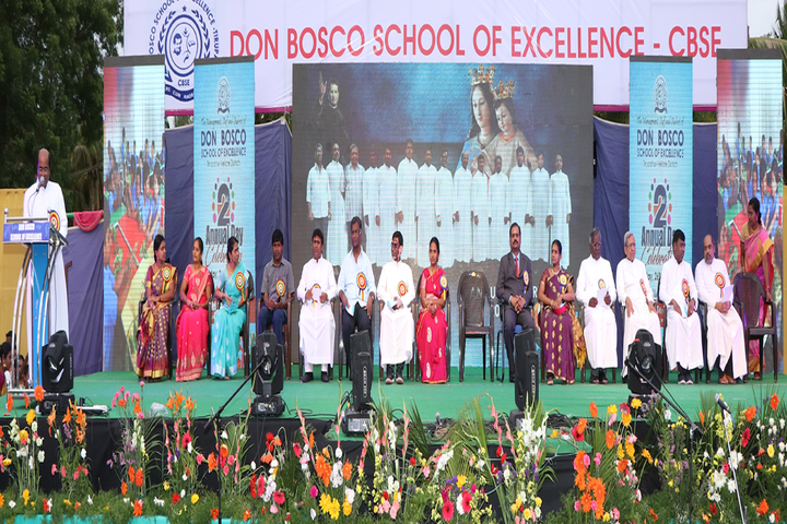 Don Bosco School of Excellence-Annual Day