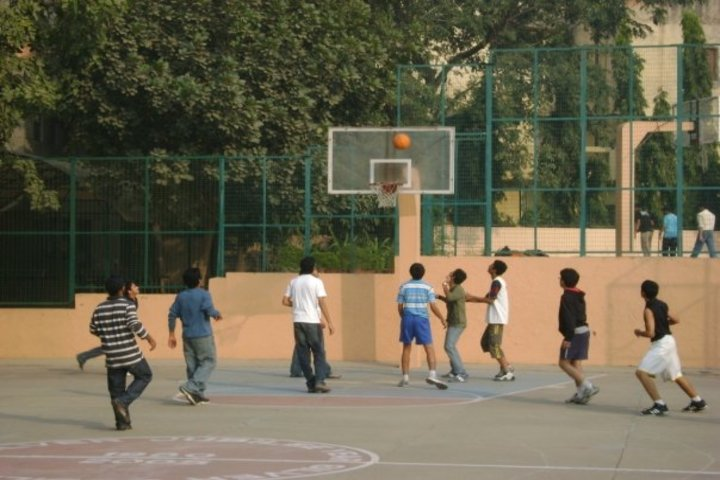 Don Bosco School of Excellence-Basket Ball Court