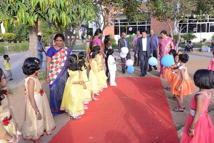 Dr G S Kalyanasundaram Memorial School-Event