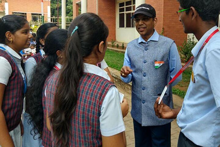 Dr G S Kalyanasundaram Memorial School-Independence Day