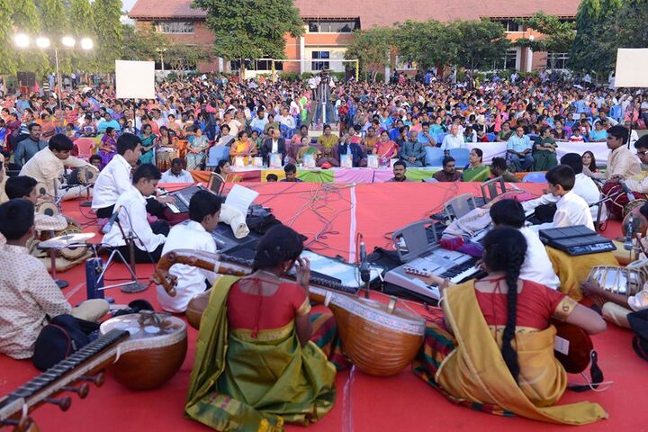 Dr G S Kalyanasundaram Memorial School-Music