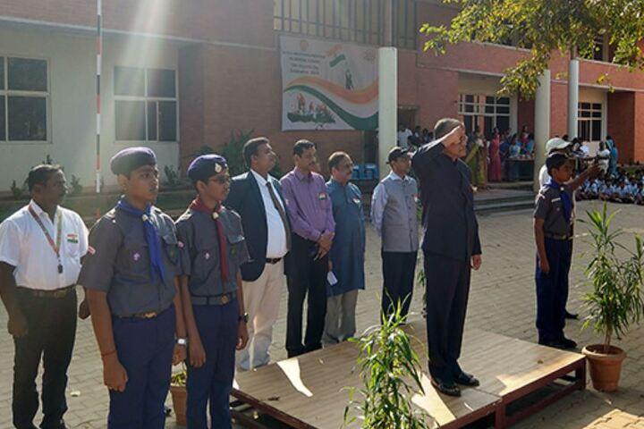 Dr G S Kalyanasundaram Memorial School-Republic Day