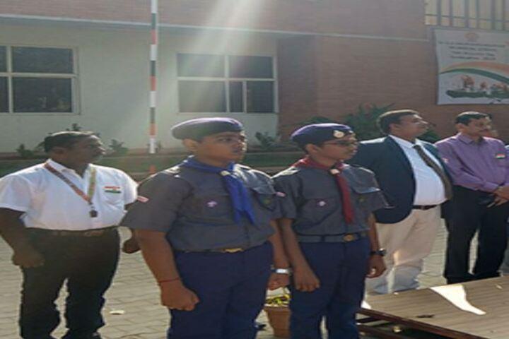 Dr G S Kalyanasundaram Memorial School-Scouts And Guides