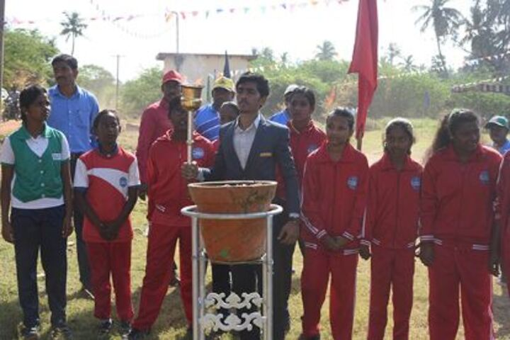 Dr G S Kalyanasundaram Memorial School-Sports Day