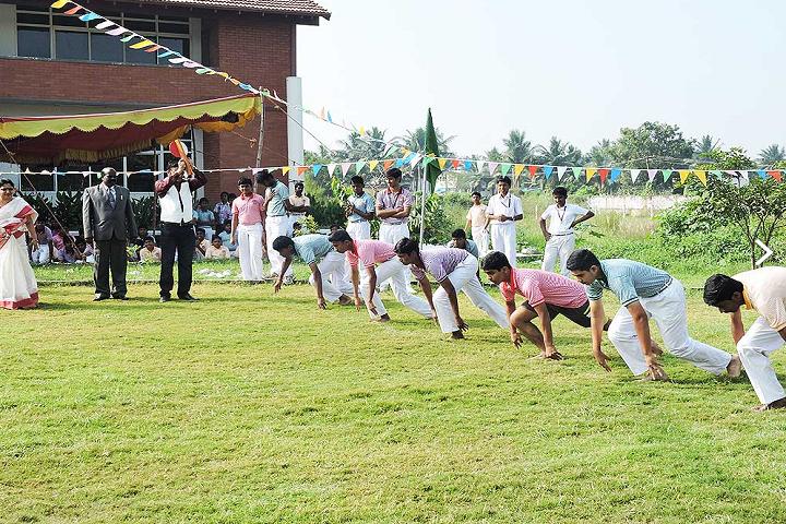Dr.G.S.Kalyanasundaram Memorial School-Sports