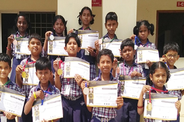 Dr SRK Vidhyalaya-Others certificate