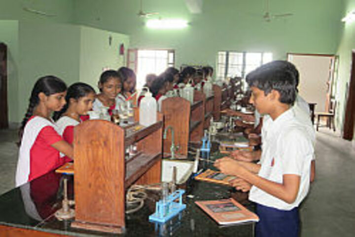 Notre Dame Academy-Chemistry Lab