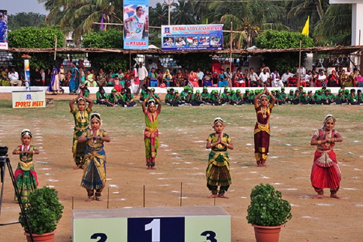 Esaki Vidyaashram-Cultural Activities