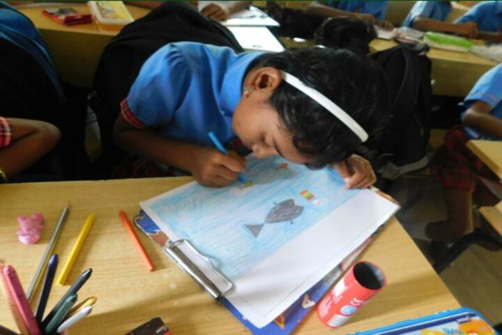 Francis Xavier School-Drawing Competition