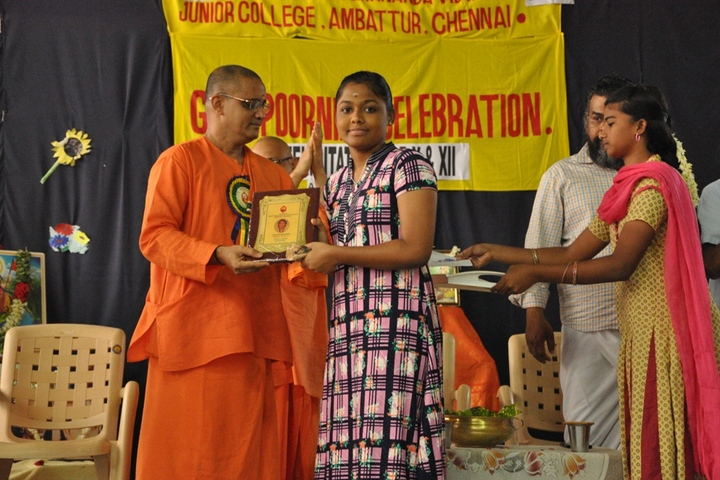 G.K. Shetty Vivekananda Vidyalaya Junior College-Awards