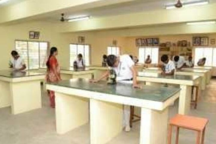 G.K. Shetty Vivekananda Vidyalaya Junior College-Bio Labs