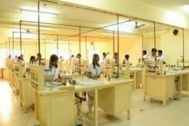 G.K. Shetty Vivekananda Vidyalaya Junior College-Chemistry Labs