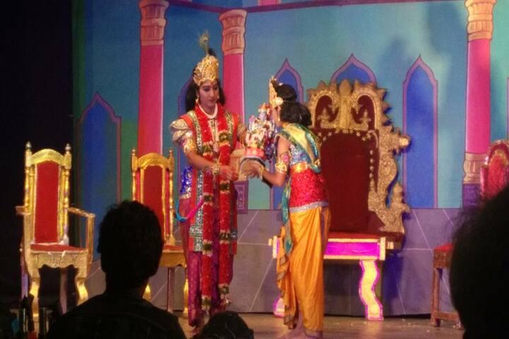 G.K. Shetty Vivekananda Vidyalaya Junior College-Drama