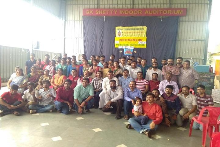 G.K. Shetty Vivekananda Vidyalaya Junior College-Independence Day