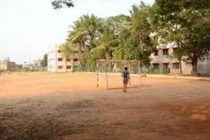 G.K. Shetty Vivekananda Vidyalaya Junior College-Play Area