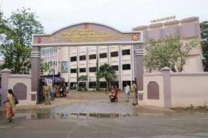 G.K. Shetty Vivekananda Vidyalaya Junior College-School Entrance