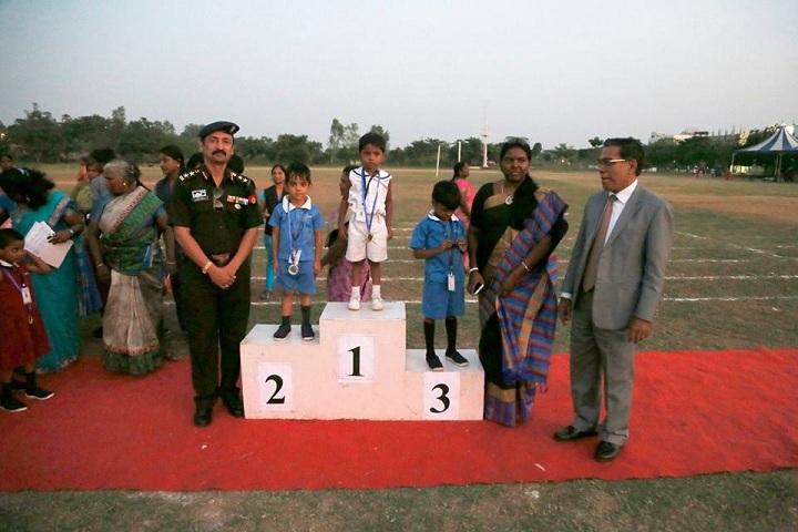 GKM Vidyashram-Achievements