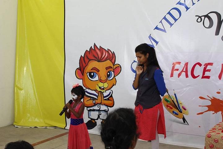 GKM Vidyashram-Child Activities