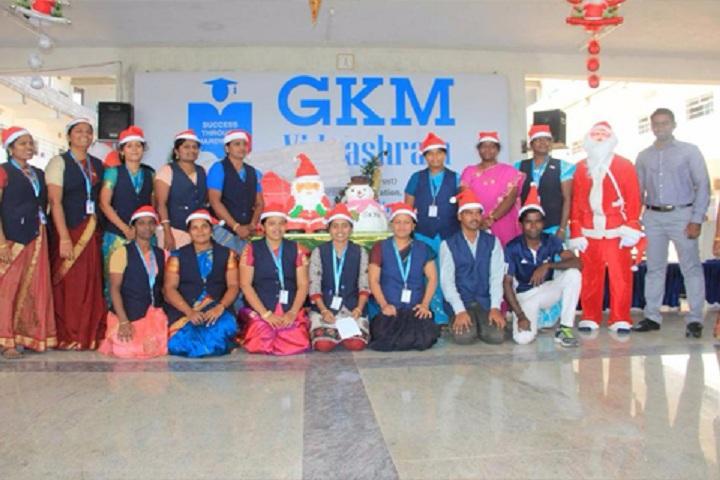 GKM Vidyashram-Christmas Celebrations
