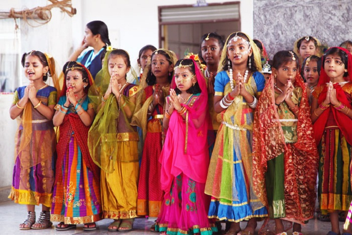 GKM Vidyashram-Fancy Dress