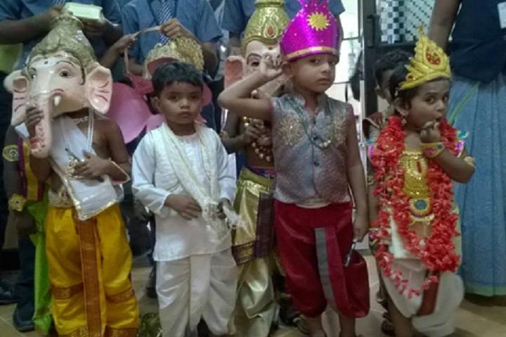 GKM Vidyashram-Festival Celebrations