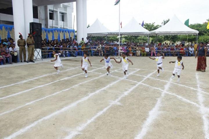 GKM Vidyashram-Sports day