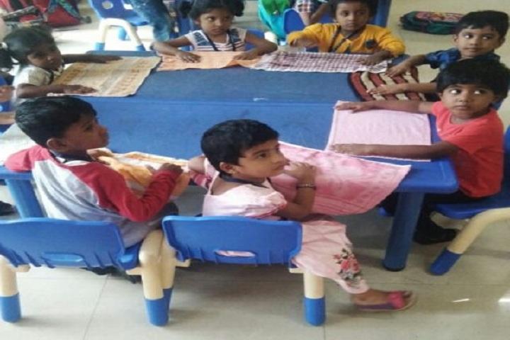 Global Public School-LKG Classroom