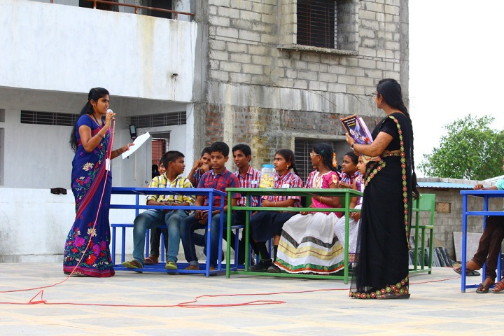 Bheeram Sreedhar Reddy International School-Quiz