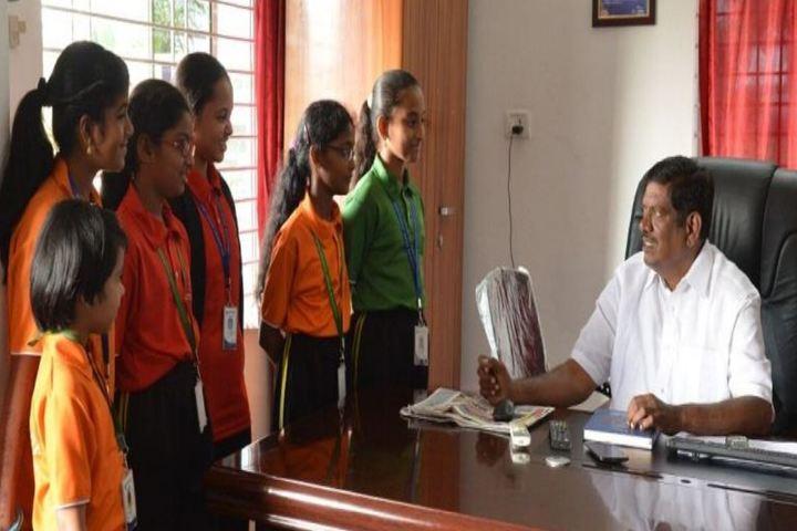 Bheeram Sreedhar Reddy International School-Office Room