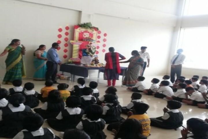 Global Public School-Festival Celebration