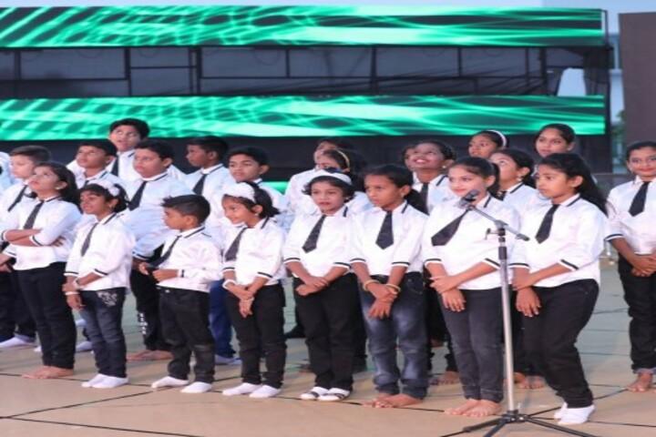 Global Public School-Singing