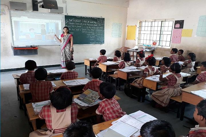 Gnana Vidya Mandir-Classroom