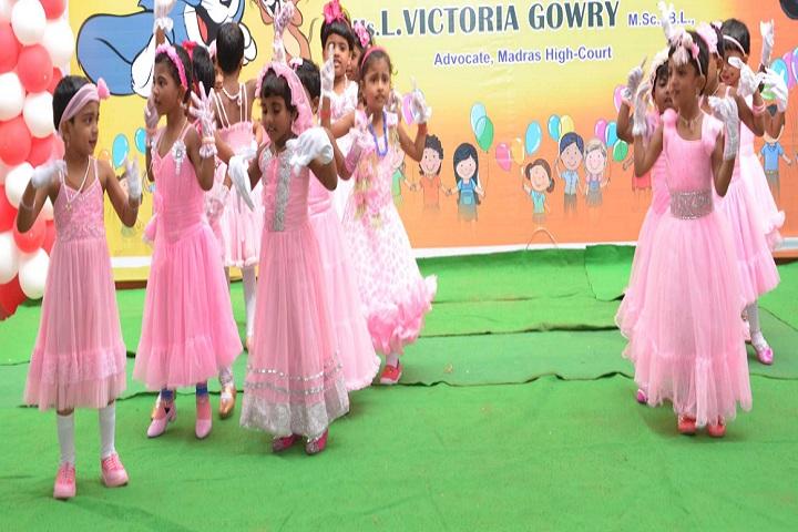 Gnana Vidya Mandir-Dance