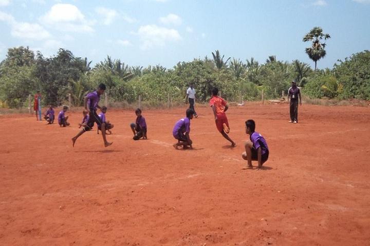 Gnana Vidya Mandir-Sports