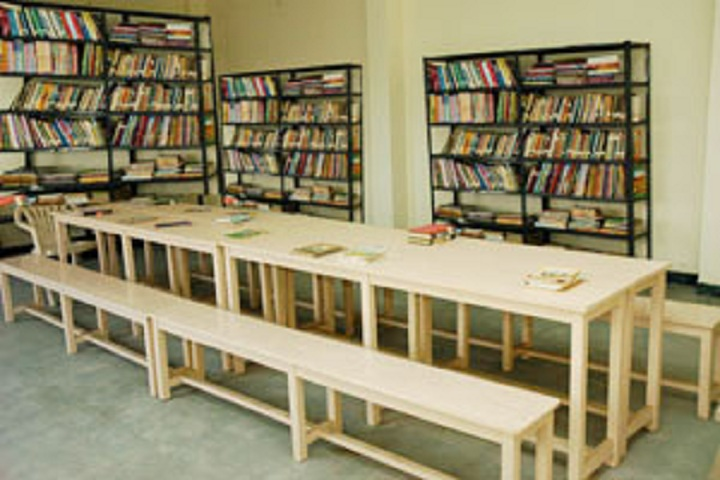 Godson Public School-Library