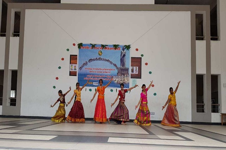 Golden Gates Vidhyashram-Dance